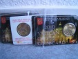 Vatikan 2010 Coincard Nr. 1 <i>Petersdom</i> mit 50 Euro-Cent Vatikan