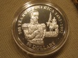 Cook Islands 50 Dollar 31,1 gr.Silber Proof