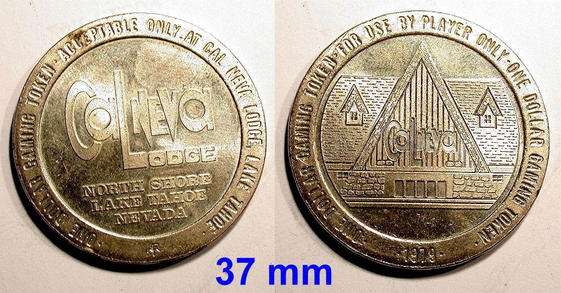 Muenzauktioncom 2532241 1 Dollar 1979 Spielgeld Casino Token Usa
