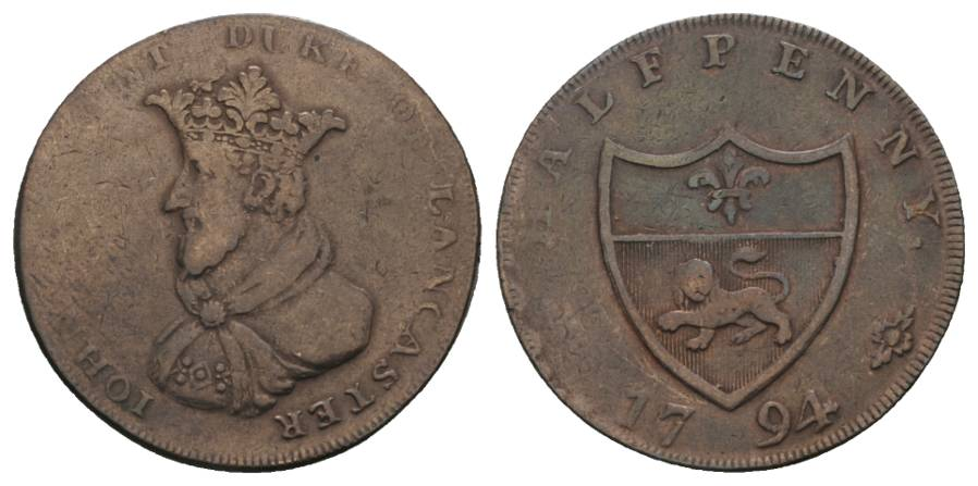 Token Great Britain 1794