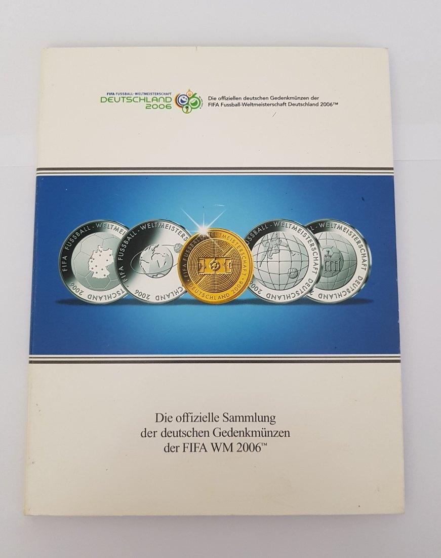 Muenzauktioncom 2892041 100 Euro 2005 12 Unze Fifa Wm 2006 10