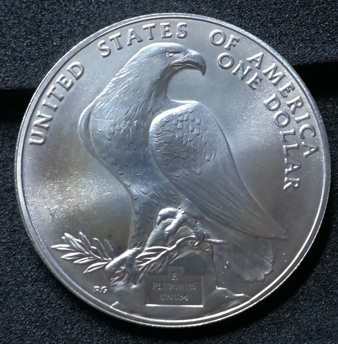 USA 1$ one Dollar 1984 P Philadelphia XXIII summer Olympic Games Los Angeles Silber Münze Coin