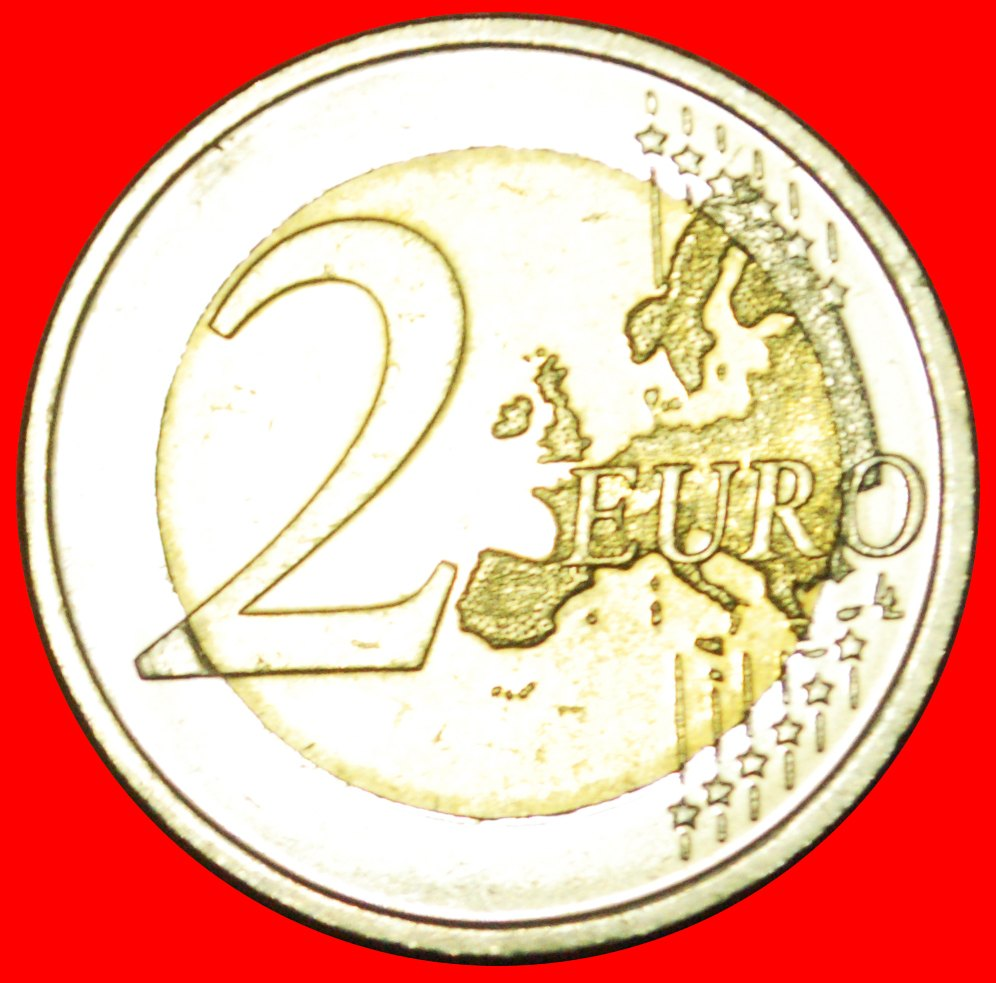 + UNITY 1990: GERMANY ★ 2 EURO 2015D MINT LUSTER! LOW START ★ NO RESERVE!