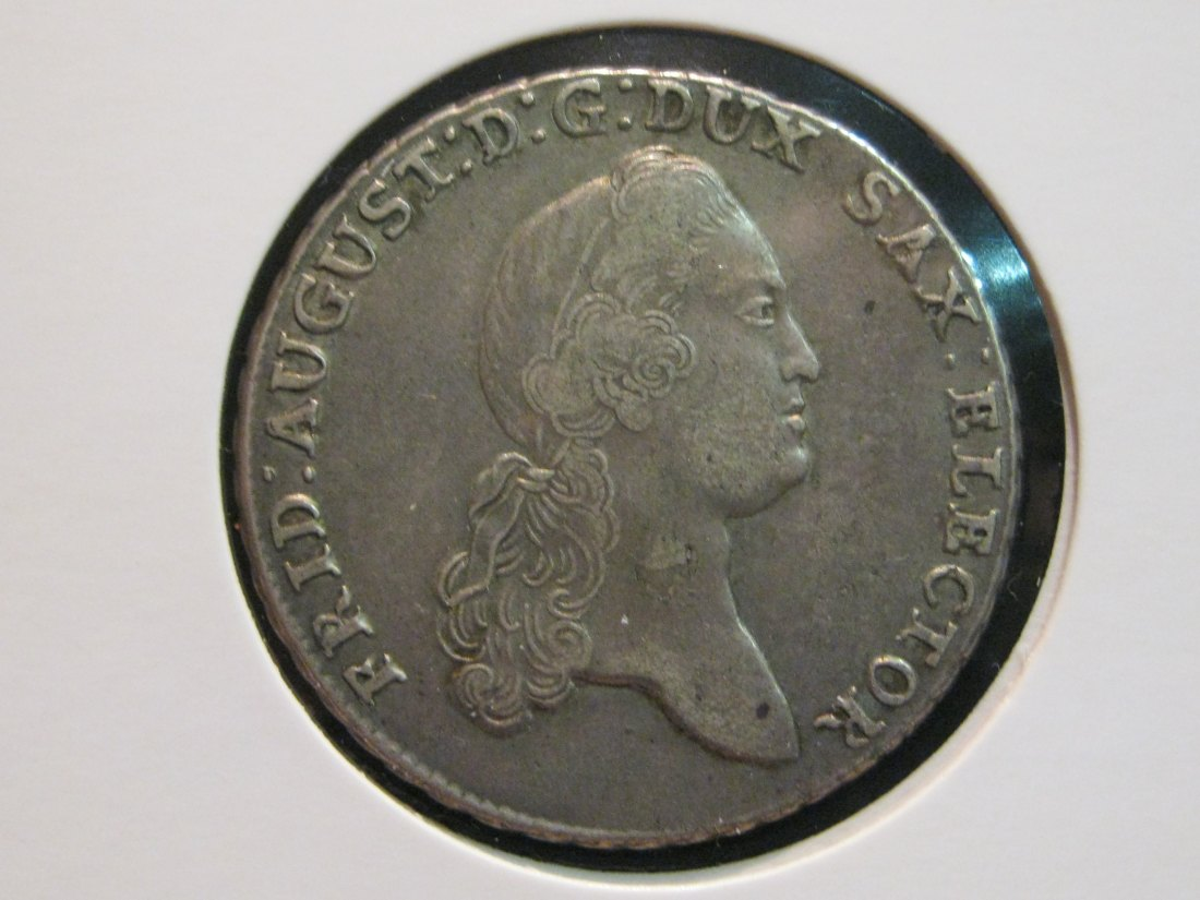SAXONY 1 THALER 1778 SAXONY.GRADE-PLEASE SEE PHOTOS.